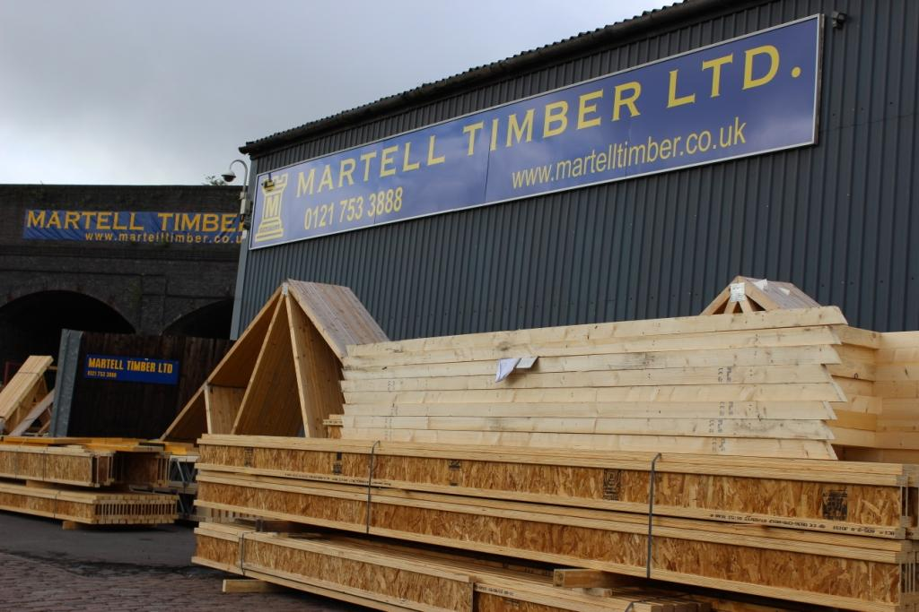 Roof Trusses, Engineered Joists and Laminated Beams